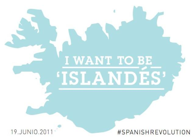 I want to be islandes 15m